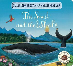 THE SNAIL AND THE WHALE (2-5 AÑOS)