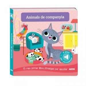 LLIBRE DE SONS. ANIMALS DE COMPANYIA