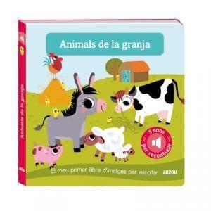 LLIBRE DE SONS. ANIMALS DE LA GRANJA