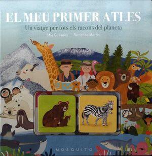 MEU PRIMER ATLES, EL