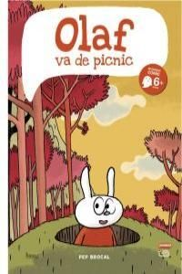 OLAF VA DE PICNIC