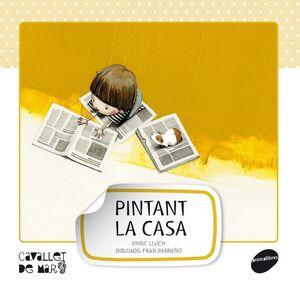 PINTANT LA CASA