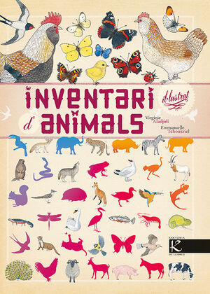 INVENTARI IL-LUSTRAT D' ANIMALS