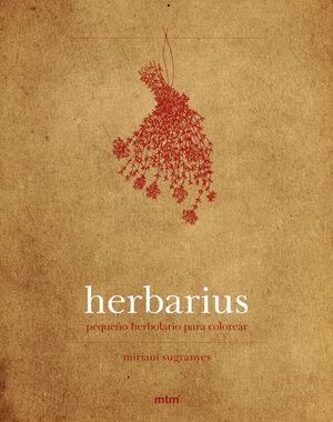 HERBARIUS, PETIT HERBOLARI PER ACOLORIR