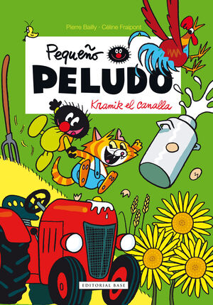 PEQUEÑO PELUDO 7. KRAMIK EL CANALLA