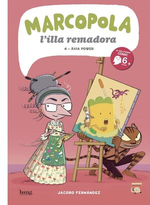 MARCOPOLA 4, L'ILLA REMADORA