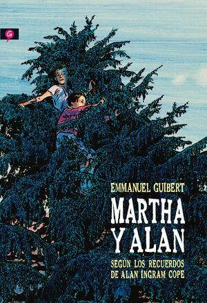 MARTHA Y ALAN. SALAMANDRA