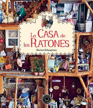 LA CASA DE LOS RATONES, VOLUMEN 1