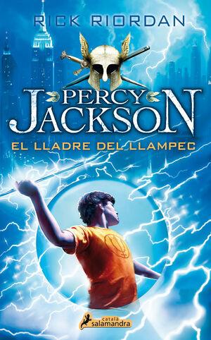 EL LLADRE DEL LLAMPEC (PERCY JACKSON I ELS DÉUS DE L'OLIMP 1)