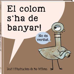 EL COLOM S'HA DE BANYAR