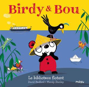 BIRDY I BOU. LA BIBLIOTECA FLOTANT