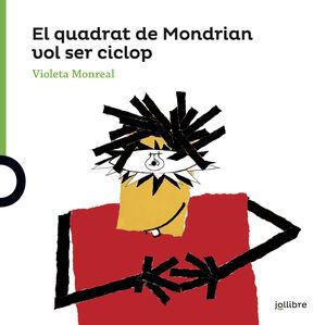 EL QUADRAT DE MONDRIAN VOL SER UN CICLOP