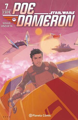 STAR WARS POE DAMERON Nº 07/25