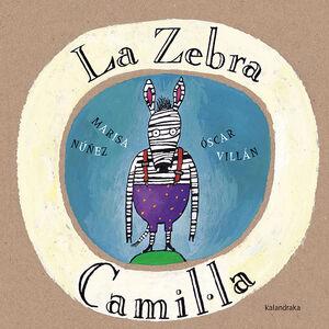 ZEBRA CAMIL·LA, LA - CATALA