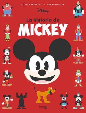 LA HISTORIA DE MICKEY