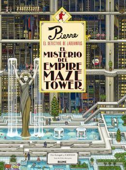 PIERRE EL DETECTIVE. EL MISTERIO DEL EMPIRE MAZE TOWER