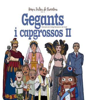 GEGANTS I CAPGROSSOS II