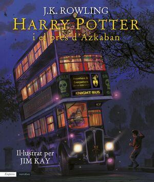 HARRY POTTER I EL PRES D'AZKABAN (EDICIO