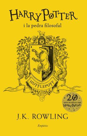 HARRY POTTER I LA PEDRA FILOSOFAL (HUFFLEPUFF)