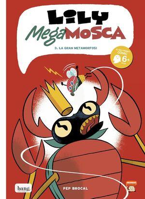 LILY MEGA MOSCA - VOL 3  - CAT
