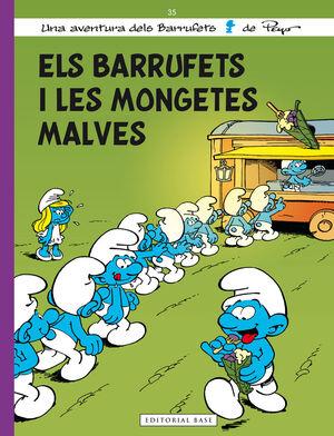 ELS BARRUFETS I LES MONGETES MALVES