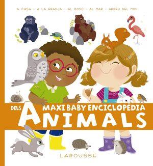 MAXI BABY ENCICLOPÈDIA DELS ANIMALS