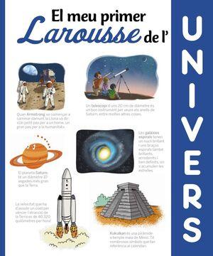 EL MEU PRIMER LAROUSSE DE L'UNIVERS