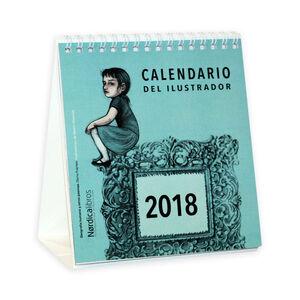 CALENDARIO DEL ILUSTRADOR 2018