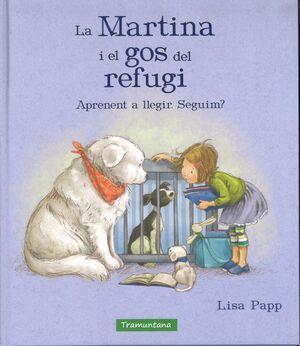 MARTINA I EL GOS DEL REFUGI