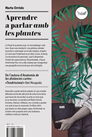 APRENDRE A PARLAR AMB LES PLANTES
