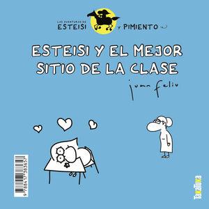ESTEISI Y EL MEJOR SITIO DE LA CLASE * ESTEISI NO SE QUIERE DUCHAR