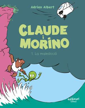 CLAUDE I MORINO 1 LA MALEDICCIO - CAT