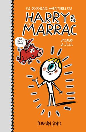 HARRY & MARRAC 2 MISTERI A L'ILLA