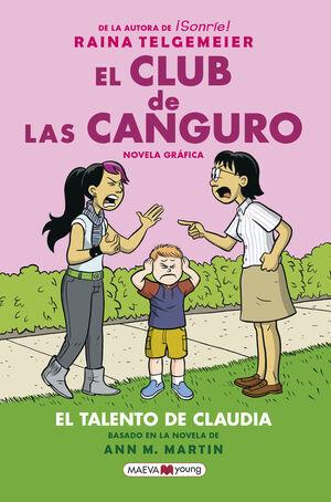 TALENTO DE CLAUDIA. CLUB CANGURO 4.YOUN