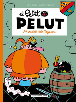 PETIT PELUT 13. AL CASTELL DELS CAGANERS