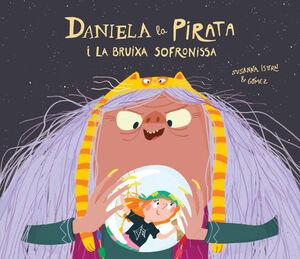 DANIELA LA PIRATA Y LA BRUIXA SOFRONISSA