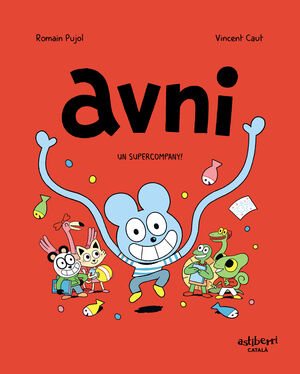 AVNI 2. UN SUPERCOMPANY!