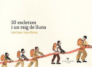 50 ESCLETXES I UN RAIG DE LLUNA
