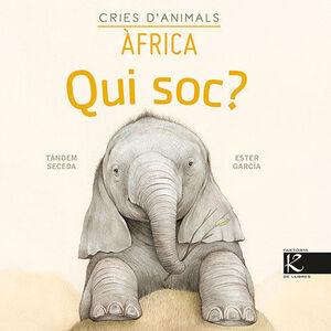 QUI SOC? CRIES D'ANIMALS - ÀFRICA