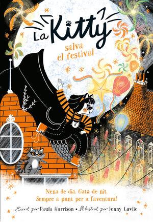 LA KITTY SALVA EL FESTIVAL (=^LA KITTY^=)