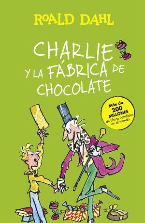 CHARLIE Y LA FABRICA DE CHOCOL