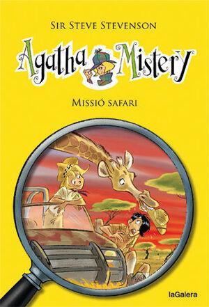 AGATHA MISTERY 8. MISSIÓ SAFARI