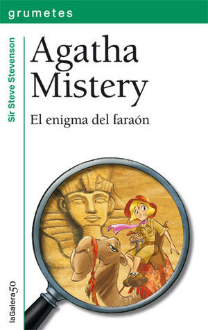 AGATHA MISTERY. EL ENIGMA DEL FARAÓN