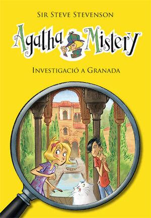 AGATHA MISTERY 12. INVESTIGACIÓ A GRANADA