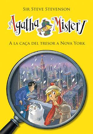 AGATHA MISTERY 14. A LA CAÇA DEL TRESOR A NOVA YOR