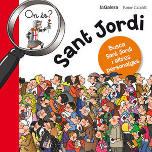 ON ÉS SANT JORDI