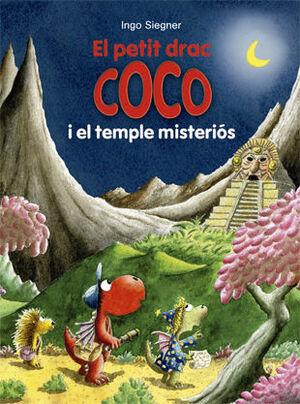 EL PETIT DRAC COCO I EL TEMPLE MISTERIÓS