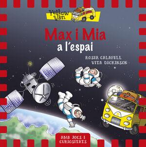YELLOW VAN 4. MAX I MIA A L'ESPAI