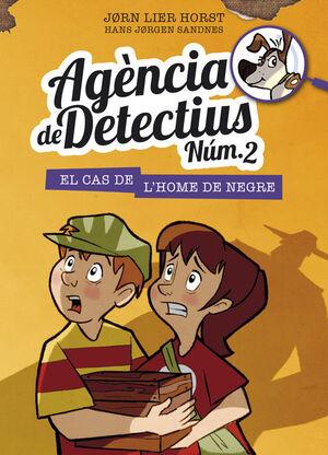 AGÈNCIA DE DETECTIUS NÚM. 2 - 2. EL CAS DE L'HOME DE NEGRE