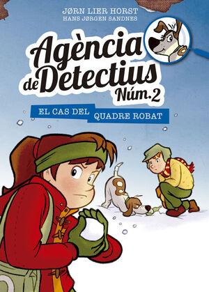 AGÈNCIA DE DETECTIUS NÚM. 2 - 4. EL CAS DEL QUADRE ROBAT